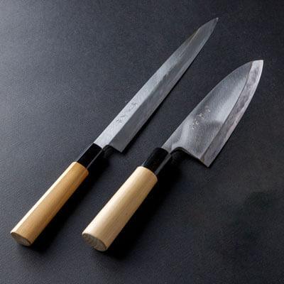 和食料理人の方で、包丁のコストを抑えたい方向けの商品