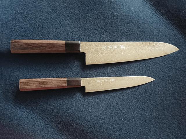 「和包丁」和牛刀